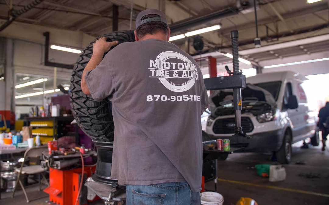 Services You Can Expect to Find at Midtown Tire & Auto in Pine Bluff, AR